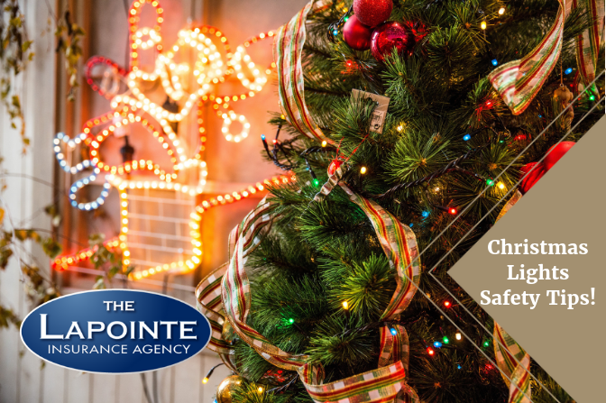 Christmas Lights Safety Tips!