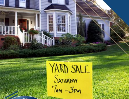 Yard Sale Liabilities!