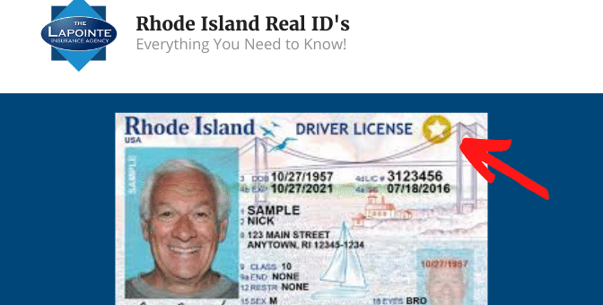 RI Real IDs- Everything You Need To Know!