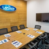 Lapointe Insurance Conference Room.
